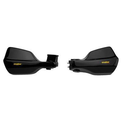 Maier ATV Handguards Black for Suzuki King Quad 750AXi 2011-2017
