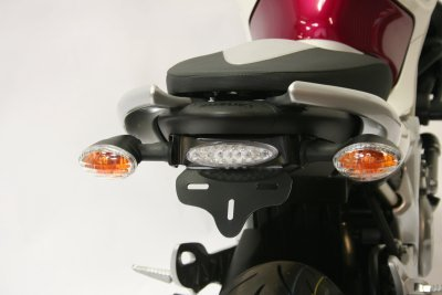 R&G Tail Tidy fender eliminator Suzuki Gladius 09-