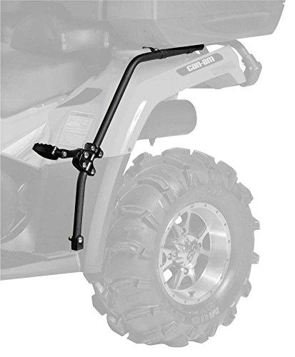 New QuadBoss ATV Fender Protector  Passenger Foot Pegs - 2008-2010 Polaris Sportsman 500 HO