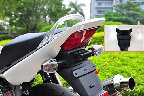 Liquor ABS Injection Rear Tail Fender Mud Flap Guard For Honda CB400 V-TEC 2004-2013