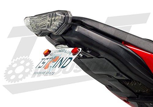 Yamaha 2014 2015 2016 FZ-09  MT-09 Standard Elite-1 Fender Eliminator and Undertail Closeout