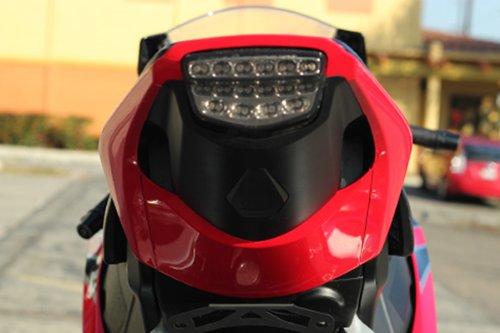 TST Industries Undertail Fender Closeout for Honda CBR1000RR 2010 - 2016