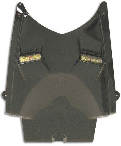 YANA SHIKI YANASHIKI - Undertail With LED Lights Black for SUZUKI GSX-R 1000 2003-2004 Product code EUROSGSXR1K0304B