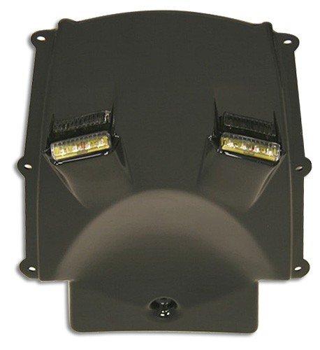 YANA SHIKI YANASHIKI - Undertail With LED Lights Black for SUZUKI GSX-R 600750 2004-2005 Product code EUROSGSXR6007500405B