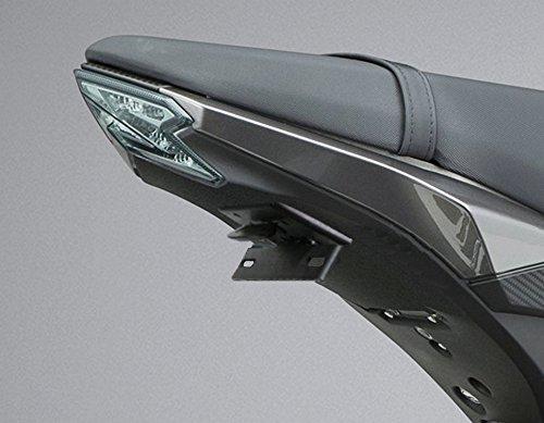 TARGA Fender Eliminator Tail Kit 2017 Kawasaki Z125 Pro for bikes with an integrated tail light installed 22-488-X