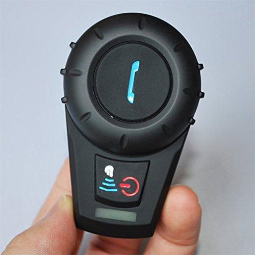 Kingsea BT interphone Bluetooth Motorbike Motorcycle helmet intercom Headset 500M