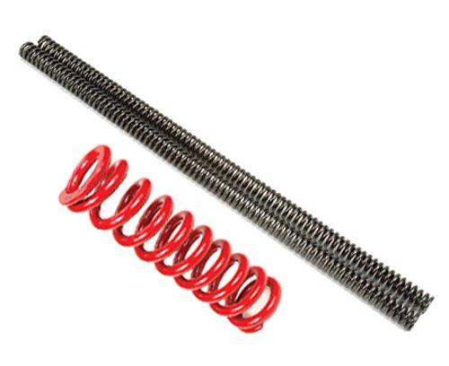 BBR HEAVY DUTY FRONT FORK SPRINGS REAR SHOCK SPRING SUSPENSION KIT - compatible with Kawasaki KLX140L_650-KLX-1405660-HCR-8005
