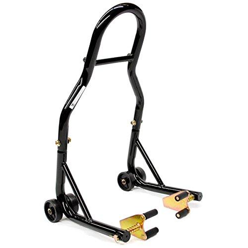 Venom Motorcycle Front Fork Paddock Wheel Lift Stand For Kawasaki Z1000 Z750 Versys
