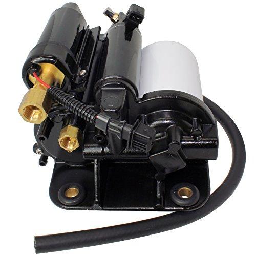 CALTRIC FUEL PUMP ASSEMBLY Fits VOLVO PENTA 57Gi 57GXi 57OSi 57OSXi 57L Gas Engine