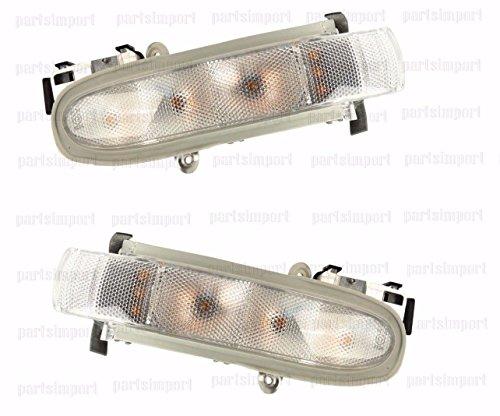 Mercedes W203 C230 C240 C320 C350 OEM Mirror Turn Signal Lights Left  Right