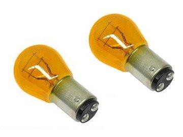 BMW e38 z3 Front Turn Signal BULB Yellow x2 bulbs