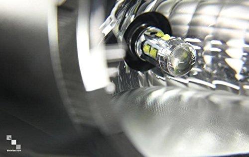 Bimmian WTS3OAFAY WeissLicht LED Turn Signal Bulbs For BMW E3044 Front Turn Signal Bulbs - Amber Illumination