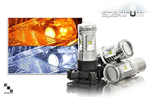 Bimmian WTSZ36FAY Weisslicht LED Turn Signal Bulbs For Bmw Z3 1996-199944 Front Turn Signal Bulbs - Amber Illumination Pair