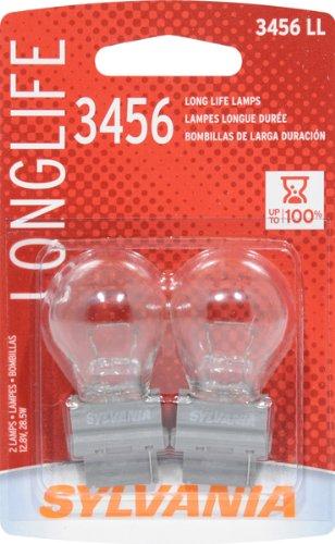 Sylvania 3456LLBP Long Life Front Turn Signal Bulbs