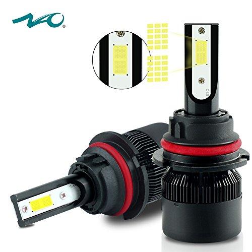 9004 LED Headlight BulbNAO Car LED Headlights Conversion Kit60W 6400LM 6K- 2 Yr Warranty