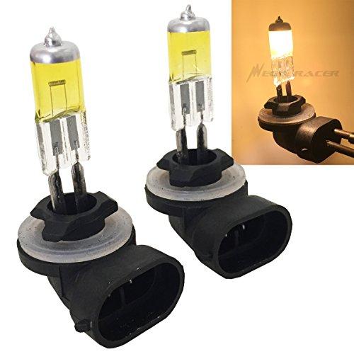 894 862 881 886 896 898 Hyper Yellow 3000K Xenon Halogen Fog Light Headlight Lamp Bulbs Factory Stock OEM DOT Replace