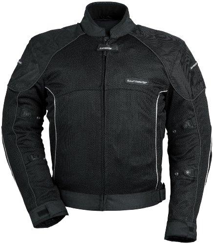 Tourmaster Intake Air Series 3 Mens Black Mesh Jacket - 2X-Large