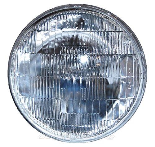 OCTANE LIGHTING 5-34 Incandescent Motorcycle Headlamp Sealed Glass HiLow Beam Headlight Bulb