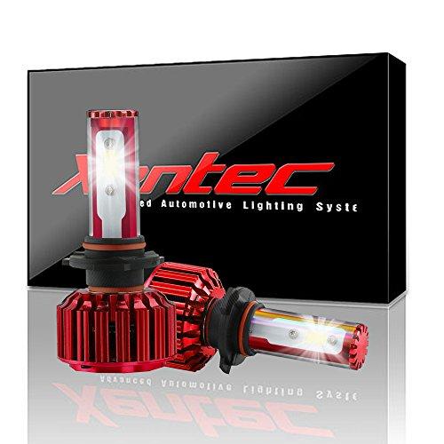 Xentec H7 LED Headlight Foglight Bulb for any H7 Halogen Headlight Bulb upgrade to LED 1 pair Cool White