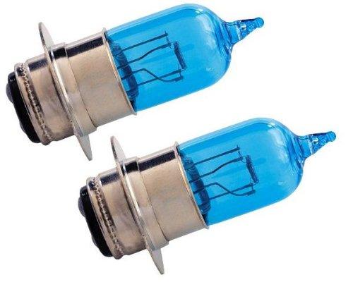 Suzuki King Quad 300 91-01 H6 Xenon HID Hyper Blue  White Headlight Bulb Bulbs