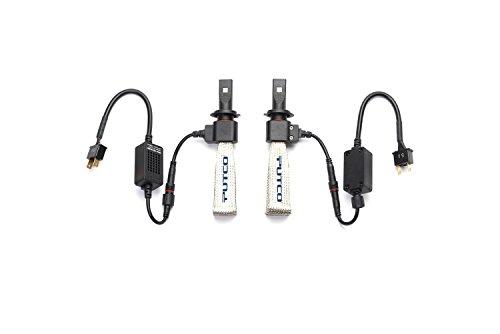 Putco 270007 Nite-Lux Fanless H7 LED Headlight Conversion Kit 2 Bulbs