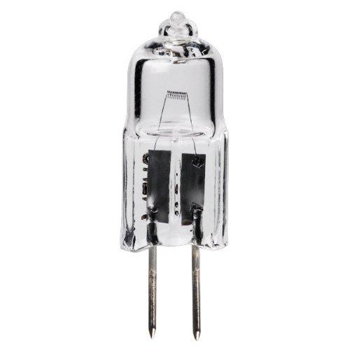 Bulbrite 715215 - 15 Watt Pure Xenon Light Bulb - T3 - G4 Base - Xenon - Clear - 10000 Life Hours - 150 Lumens - 12 Volt