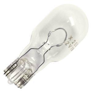 Bulbrite 715508 - 18 Watt Xenon Light Bulb - T5 - Wedge Base - Xenon - Clear - 20000 Life Hours - 250 Lumens - 12 Volt