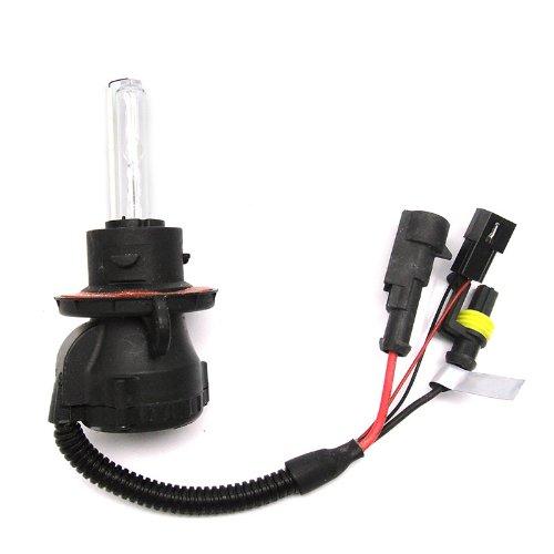 Elite Mailers HID Bi-Xenon Light Bulb - Replacement Bulb - 9008-2 H13 - 6000k - 2 pieces