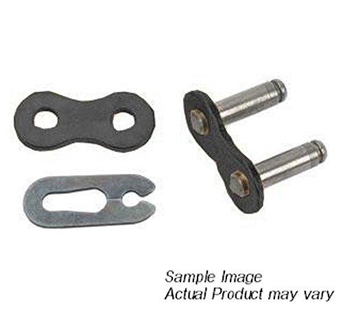 BikeMaster Clip Connecting Link for 520 BMOR Series O-Ring Chain - Black 520BMO-BMC-B