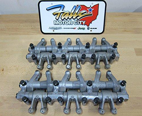 Chrysler Dodge 35L 40L Engine Rocker Arm Assembly Shaft Lifter Set of 2 OEM