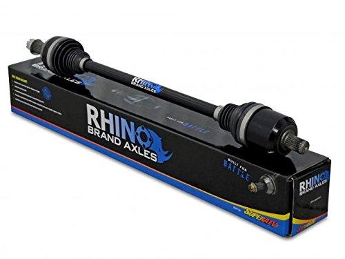 SuperATV 1-2-R-09-BT Rhino Brand Axle Heavy-Duty Rear for Polaris Ranger Fullsize 5702015 9002013 10002015