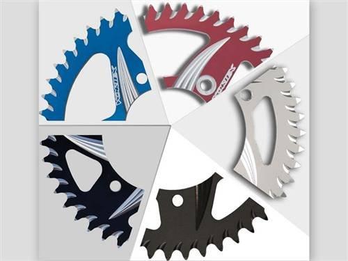 VORTEX - SPROCKETRear Blue 43 Tooth525 Link for KAWASAKI ZX600R G1-J2 98-02 ZX750RR 96-97 ZX750R 96-03 ZX900R 02-03 Z1000 03-06 ZX10R 04-05 ZX10R 06-07 ZX10R 08-10 Product code 454ZB-43