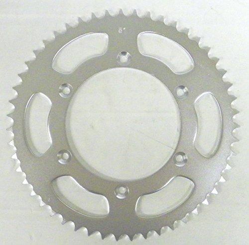 YAMAHA Steel Rear Sprocket Moto-X YZ 400 1999 WR 426 2001-2002 YZ 426 2000-2002 WR-F 450 2003-2017 YZ-F 450 2003-2017 51 Teeth RSY-007-51