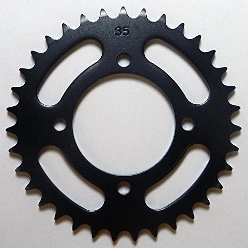 Yamaha Steel Rear Sprocket Moto-X TT-R 90 2001-2007 DT 100 1977-1983 RT 100 1990-2000 TT-R 110 2009-2017 35 Teeth RSY-018-35