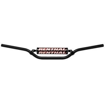 Renthal Aluminum 78 Handlebar Ricky Carmichael Bend Black for Suzuki SP250 1982-1985