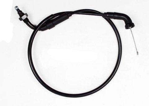 Motion Pro 02-0418 Throttle Cable with Black Vinyl Carburetor Cap