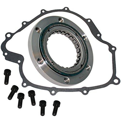 Caltric STARTER CLUTCH BEARING GASKET Fits YAMAHA GRIZZLY 660 YFM660 YFM-660 YFM66F