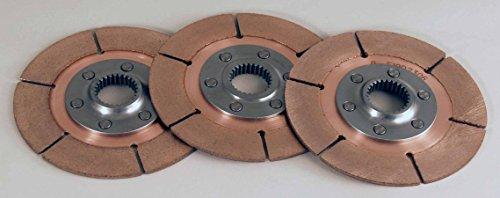 Tilton 64140-9-ABA-36 3 PLT CLUTCH DISC PACK