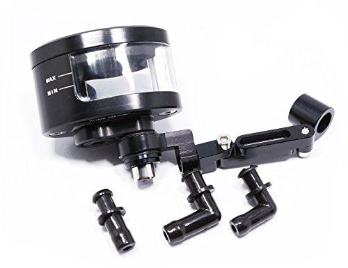 Brake Clutch Cylinder Fluid Oil Reservoir Measuring with Mount Motorcycle for RSV4R RSV4 FACTORY Shiver750 TUONO V4R Black