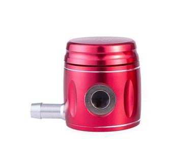 Billet Clutch Fluid Tank Red