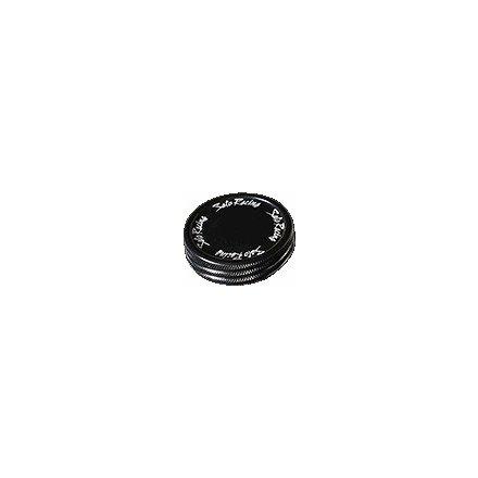 Sato Racing Rear Brake Clutch Fluid Reservoir Cap Anodized Black for brembo S15 FC-B2-B