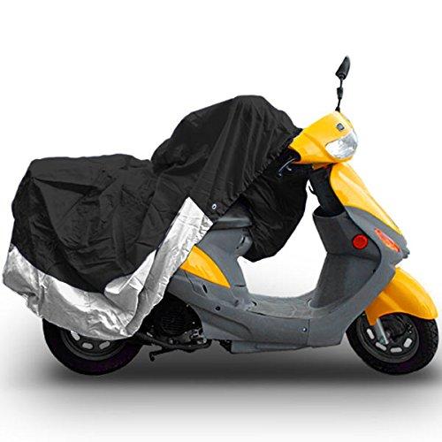 NEH superior Travel polvo de moto ciclomotor Cover Covers Fits hasta longitud 80 – All Scooter  ciclomotores – Yamaha Honda Suzuki Ducati Kawasaki BMW Aprilia Triumph Buell Motorcycle Covers – XL