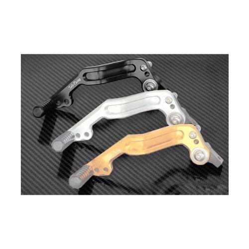 Sato Racing Anodized Black Billet Aluminum Adjustable Brake Pedal Kit for Ducati 848 1098 1198 D-1098BPD-BK