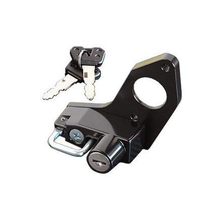 Sato Racing Right Side Helmet Lock for Triumph Bonneville T100 01-  T-BONHL-R