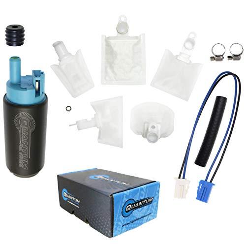HFP-382S-U Fuel Pump with Strainer Replacement for Suzuki GSR600GSX-R1000GSX-R600GSX-R750Hayabusa GSX1300R EFI Replaces 15100-44G00 15100-41G00 15100-29G00 15100-15H00