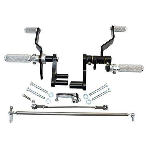 TC Bros Sportster Forward Controls Kit for 04-13