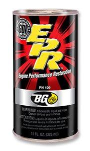 Bg109 Bg EPR Engine Performance Restoration 11 Fl Oz From the Makers of 44k