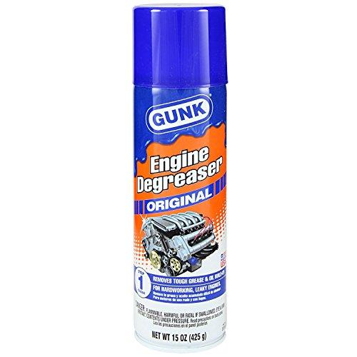 Gunk EB1CA Original Engine Brite Engine Degreaser - 15 oz