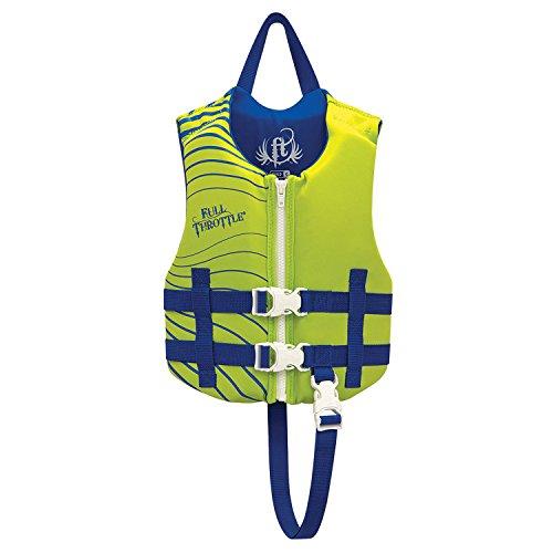Full Throttle 142100-400-001-16 Childrens Rapid-Dry Vest
