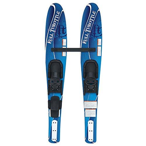 Full Throttle 330100-500-999-16 Shaped Junior Skis